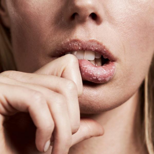 Vanilla lips scrub