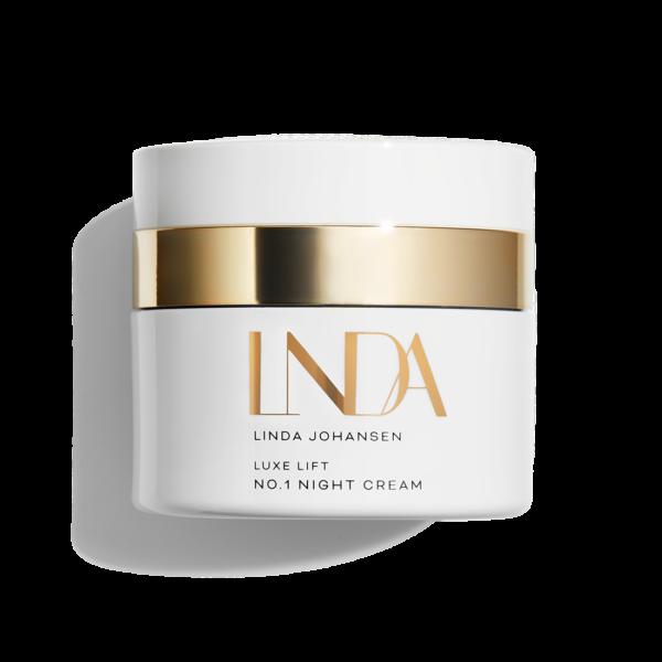 Luxe Lift No1 Night Cream Face cream Night cream on a jar