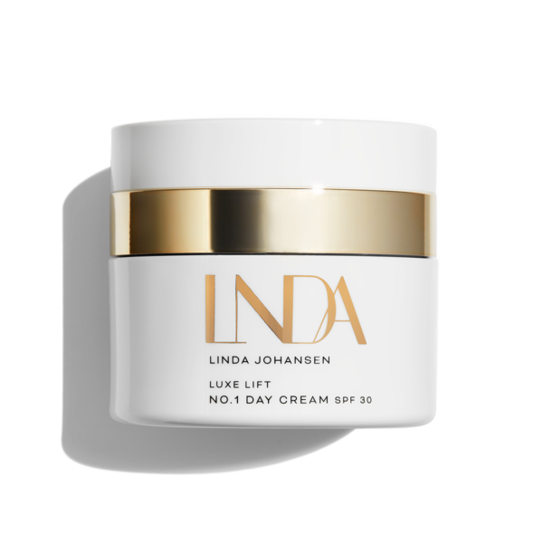 Luxe Lift No1 Day Cream Face cream Day cream in a jar with a lid