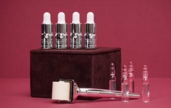 Hva er MESO GLOW Skin Therapy rullebehandling?