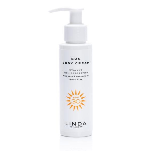 Sun Body Cream