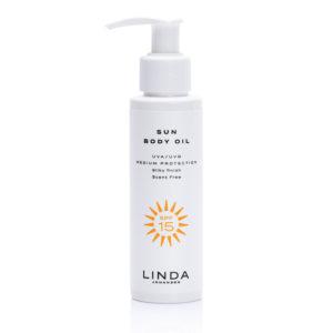 Sun Body Oil