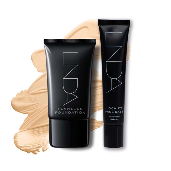 Flawless Foundation, Lock It! Face Base