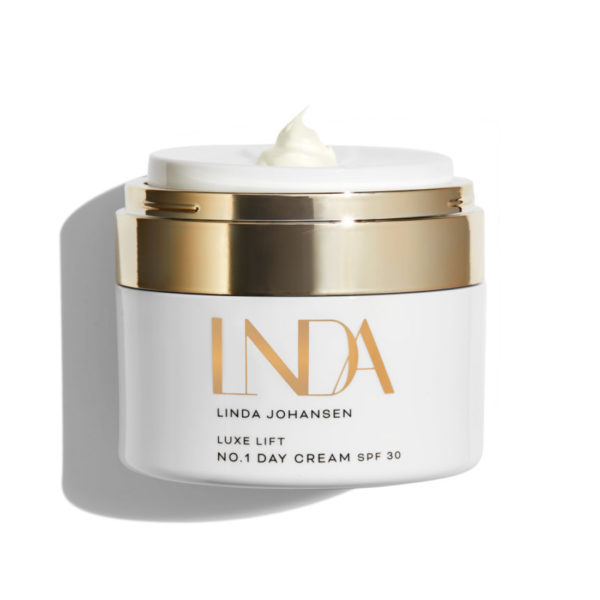 Luxe Lift No1 Day Cream Face cream in a jar without a lid