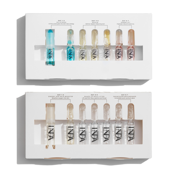Ampoule package 40% discount